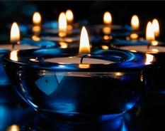 Ρεσώ - Κεριά - Καντήλες
